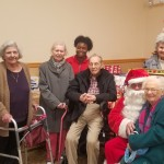 The whole group had a grand  time at the Annual Festival of Trees held at the Melha Shriners.