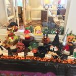 Quite the eclectic mix of pumpkins!