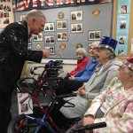 Residents Welcomed the New Year in Style!