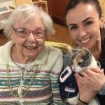Residents Had a Ball Celebrating the Super Bowl!