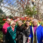 Celebrating the First Day of Spring at the Smith College Botanic Garden!